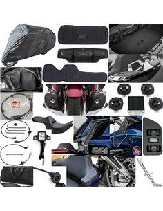Pack completo sin alarma Honda 1800 GL Goldwing 2019 08HME-MKC-FO18C