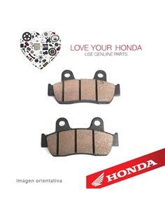 Pastillas de freno delanteras Honda Africa Twin CRF1000L 06455-MJP-G52