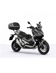 Pack Travel Honda X-ADV 2020 Baul 45L Plata Bullet Mate Metalizado NH-389M 08HME-MKH-TR17ZK