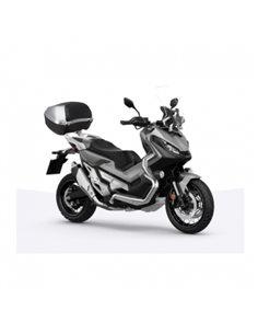 Pack Travel Honda X-ADV 2020 Baul 45L Plata Mate Metalizado NH-378M 08HME-MKH-TR19ZW