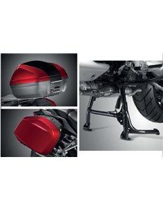 Pack Luggage 45L Honda VFR800X 2020 08HME-MJM-LU1745C R-342C Rojo Candy Prominence