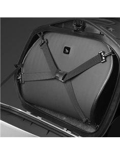 Juego cintas elásticas maletas laterales Honda VFR800 X y F 2020 Honda 08L45-MGE-800