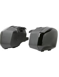 Maletas laterales Honda VFR800F 2020 08L70-MJM-D10ZB NH-463M Negro Darkness Metalizado