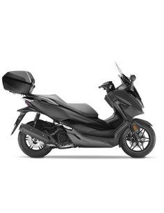 Baul Honda Forza 125 2018-2020 300 2020 apertura con mando Smart Key 08ESY-K40-TB19ZB NH-312M Gris mate Cynos metalizado