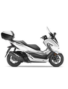Maleta original Honda Forza 300 2020 apertura con mando Smart Key 08ESY-K40-TB19ZE NH-B44P Blanco mate Perlado metalizado