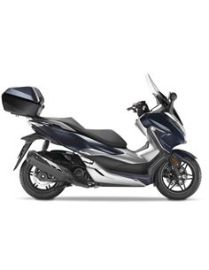 Maleta original Honda Forza 300 2020 apertura con mando Smart Key 08ESY-K40-TB19ZF PB-412M Azul Crescent metalizado