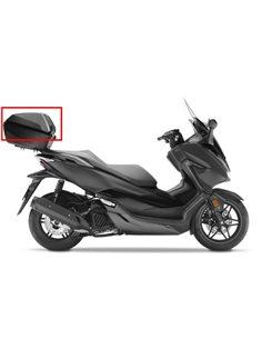 Tapa baul Honda Forza 125 y 300 2020 NH-312M Gris Cynos Mate Metalizado 08L75-K40-F70ZB