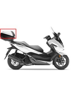 Tapa baul Honda Forza 125 y 300 2020 NH-B44P Blanco Perlado Mate 08L75-K40-F70ZE