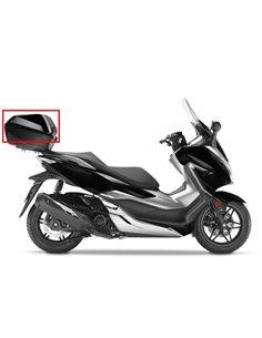 Tapa baul Honda Forza 300 2020 NH-A84P Negro Perlado 08L75-K40-F70ZG