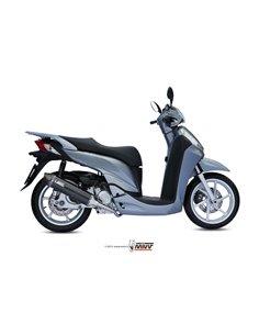 Escape Mivv H.049.LBSC Honda SH 300 del 2007  2014 Stronger