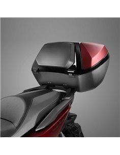 Baul Honda Forza 125 2018-2020 300 2018-2019 apertura con mando Smart Key 08ESY-K40-TB19ZA R-384M Rojo mate Carmelian metalizado