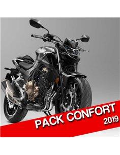 Pack Confort Honda CB500F 2019 08HME-MKP-CF19