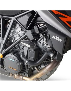 Fijacion slider SLD01 KTM Super Duke R 1290 2017-2019 Givi SLD7709KIT