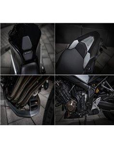 Pack Sport Honda CBR650R 2019 Negro Mate NH-436M 08HME-MKN-SP19ZB