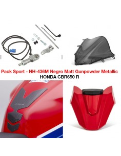 Pack Sport Honda CBR650R...