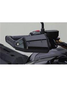 Extensión protector de manos Honda Africa Twin CRF1100L 2020-2021 08P72-MKS-E00ZC Negro