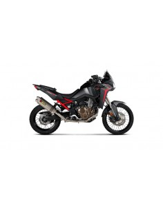 Escape Honda CRF 1100 L y Adventure Sports 2020-2021 Akrapovic S-H11R1-WT/2