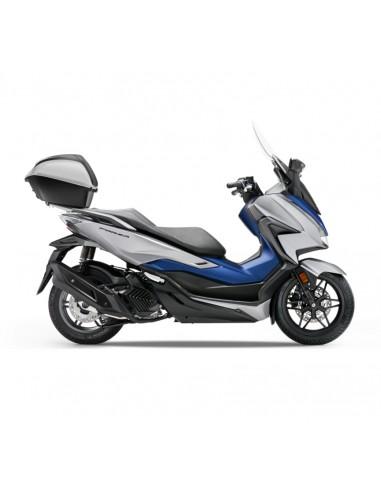 Baul original Honda Forza 125 2021 de 35 litros 08L70-K40-F30ZC NH-B87 Lucent Silver Metallic
