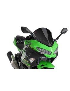 Cupula Kawasaki Ninja 400 2018-2019 Puig Z-Racing Carbono 9976C