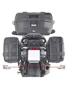 Fijacion maletas laterales BMW S 1000 XR 2020-2021 Givi PLO5138MK