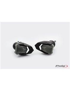 Topes anticaida Honda CBR600RR 2007-2008 Puig 4424N Negro