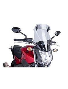 Cupula Honda NC700S 2012-2013 NC750S 2014-2019 Puig Touring Ahumado