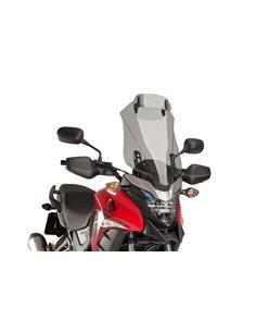 Cupula Touring visera Honda CB500X 2019 Puig Ahumado 8902