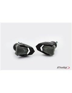 Topes anticaida Honda CBR600RR 2003-2006 Puig R19 1857N Negro