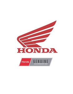 Pack baúl 50L con sistema de apertura electrónico original rojo R-381 Honda Forza 750 2021 08ESY-MKV-STBA