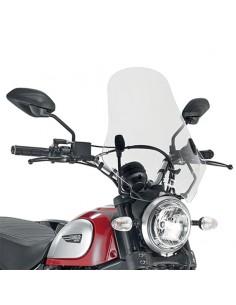 Cúpula alta Ducati Scrambler 400 2016-2021 GIVI 7407A