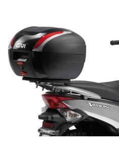 Adaptador posterior para maleta Honda Vision 50 2011-2020 Givi SR1153