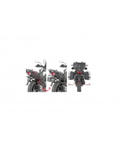 Portamaletas lateral Kawasaki Versys 1000 2019-2020 Givi PLR4126