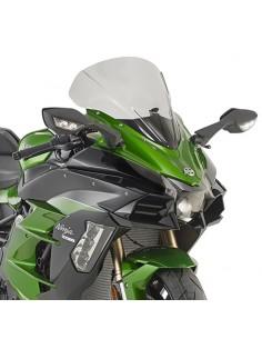 Parabrisas ahumado Kawasaki Ninja H2 SX 2018-2020 Givi D4123S