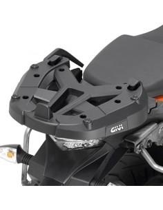 Adaptador posterior maleta KTM Duke 1290 Super ADV R 2017-2020 Givi SR7705