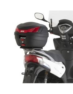 Adaptador posterior maleta Kymco Agility 50-125-150-200 2014-2020 Givi SR6106