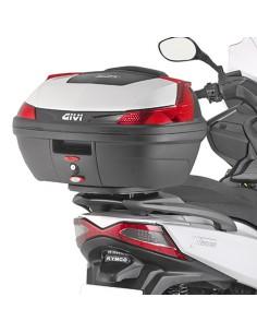 Adaptador posterior maleta Kymco XTown 125-300 2016-2020 Givi SR6108