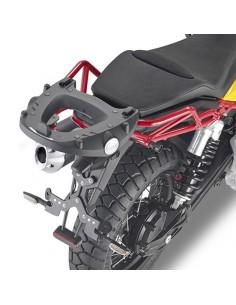 Adaptador posterior maleta Moto Guzzi V85 TT 2019-2021 Givi SR8203