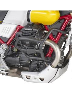 Defensa de motor Moto Guzzi V85 TT 2019-2021 Givi TN8203