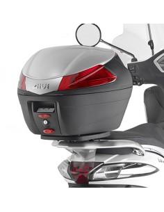 Adaptador posterior maleta Piaggio Liberty 125 2016-2020 Givi SR5611