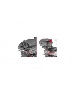 Adaptador posterior maleta Piaggio MP3 350 2018-2020 Givi SR5613