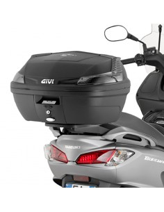 Adaptador trasero para maleta Suzuki Burgman 125 2014-2020 Givi SR3106