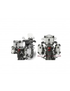 Portamaletas lateral Suzuki DL 650 V-Strom 2017-2020 Givi PL3112CAM
