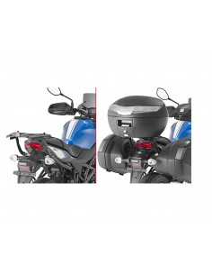 Adaptador posterior maleta Suzuki SV 650 2016-2020 Givi 3111FZ