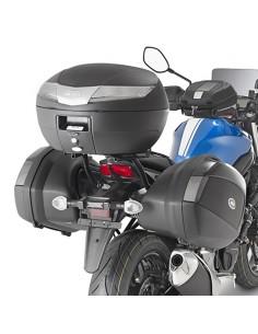 Portamaletas lateral Suzuki SV 650 2016-2020 Givi PLX3111