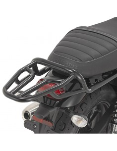 Adaptador posterior maleta Triumph Street Twin 900 2016-2020 Givi SR6407