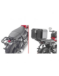 Adaptador posterior maleta Triumph Speed Twin 1200 2019-2020 Givi SR6417