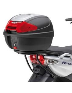 Adaptador posterior maleta Yamaha Neo's 50 2008-2020 Givi SR366