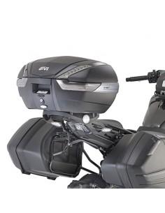 Adaptador posterior maleta Yamaha Niken 900 2019-2020 Givi SR2143