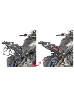 Portamaletas lateral Yamaha Niken 900 2019-2020 Givi PLXR2143