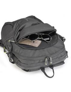 Mochila urbana con bolsillo termoformado, 15 Lts. Givi EA129